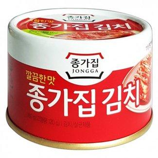 Jongga Kimchi matte 160gr - can