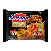 Korean Spicy Chicken Mi Instant Goreng Mi Sedaap