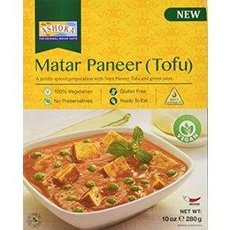 Ashoka Matar Panneer Tofu 280gr