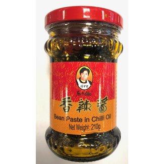 Bean Paste in Chilli Oil 210gr Laoganma