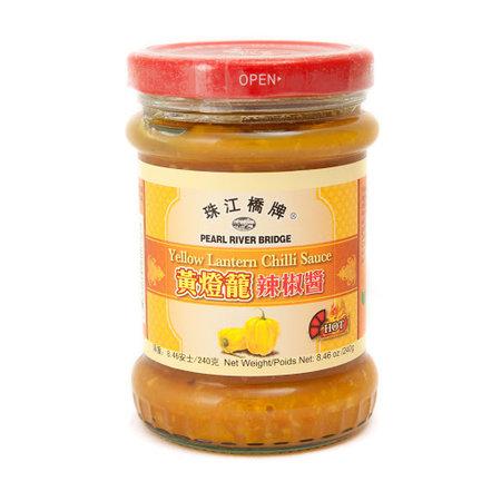 Yellow Latern Chilli Sauce 240gr Pearl River Bridge