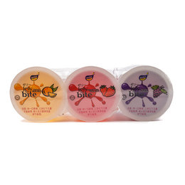 Tenten Mix Jelly to bite 130gr x3 cups