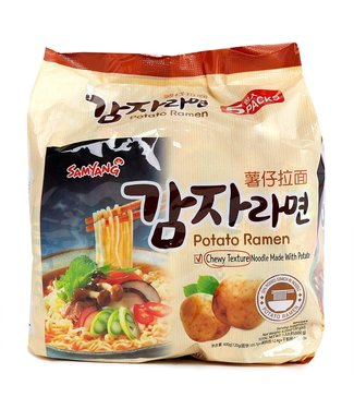 Samyang Potato Ramen 5-pack