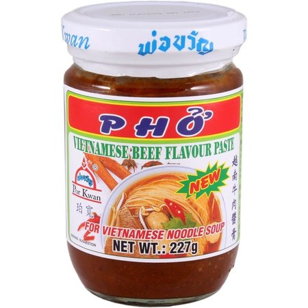 Por Kwan Pho Vietnamese Beef Flavor Paste 227gr