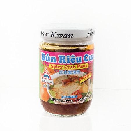 Spicy Crab Paste Por kwan 200gr