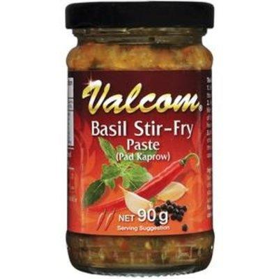 Valcom Basil Stir Fry Paste 90gr