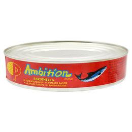 Ambition Sardinella in tomato sauce 425g