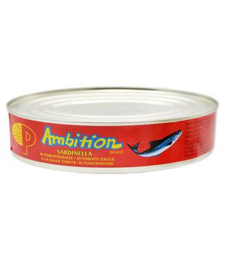 Ambition Sardinella in tomaten saus 425g