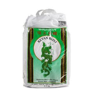 Green Dragon Dragon Glutinous Rice (ketan rijst) 4.5kg
