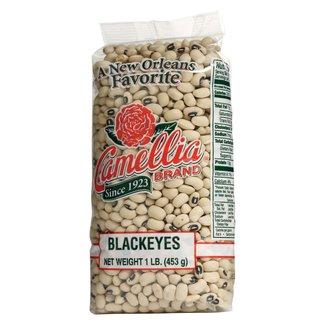 Camellia black eyed peas 454gr (1lb)