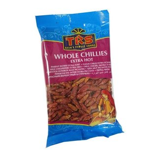TRS Whole Chillies Extra Hot 50gr