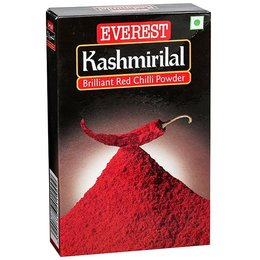 Everest Kashmirilal Brilliant Red Chilli Powder 100gr