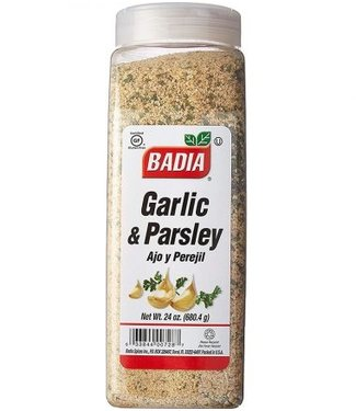 Badia Badia Garlic & Parsley (680,4g)