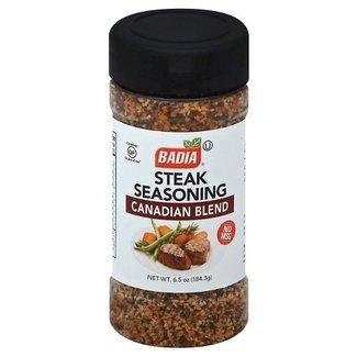 Badia Badia Steak Seasoning Canandian Blend 6.5 oz (184.3gr)