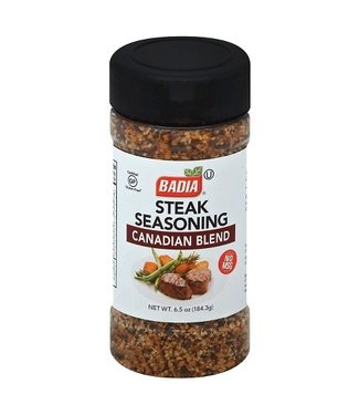 Badia Badia Steak Seasoning Canandian Blend 6.5 oz (184.3gr)