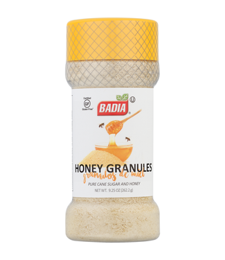 Badia Badia Honey Granules 9.25 oz (262.2gr)