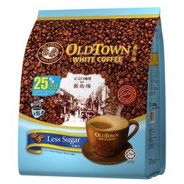 Oldtown White Coffee 25% Less Sugar 525gr (35g x 15 sticks)