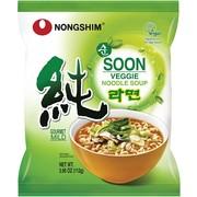 Nongshim Soon Veggie Noodle Soup 112gr
