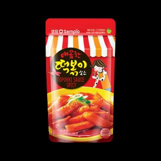 Sempio Sempio Topokki Sauce Spicy 150g