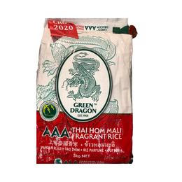 Green Dragon Green Dragon Pandan rijst 5 kg