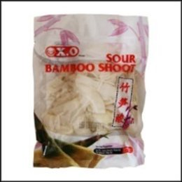 X.O Sour Bamboo Shoot Slices 300gr