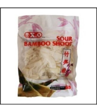 XO Sour Bamboo Shoot Slices 300gr