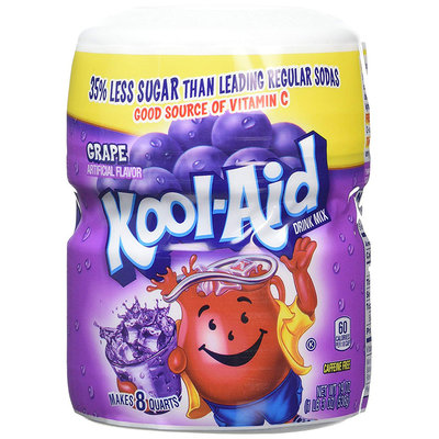 Kool Aid Grape 538gr (19 oz)