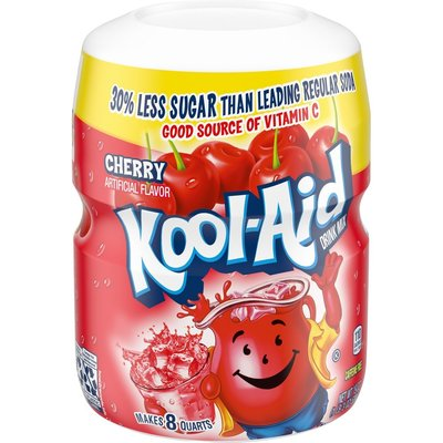 Kool Aid Cherry 538gr (19 oz)