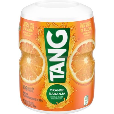 Tang Orange Naranja 566gr (20 oz)