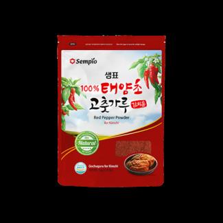 Sempio Hot Pepper Powder Kimchi Gochugaru 1kg