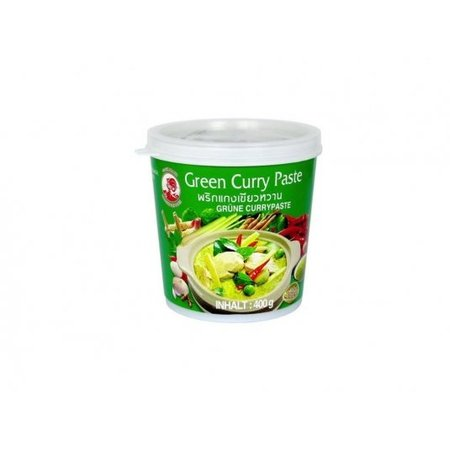 Cock Brand Green Curry Paste 400gr