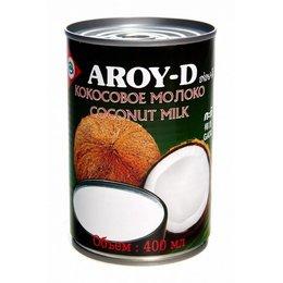 Aroy-D Aroy-D Kokos Melk Groene blik  400 ml