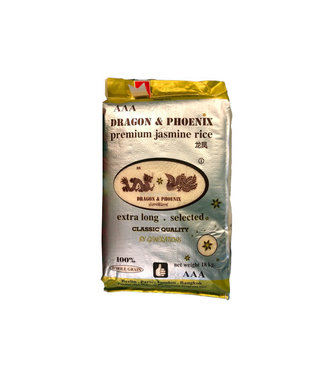 Dragon & Phoenix Jasmine Rice 18kg