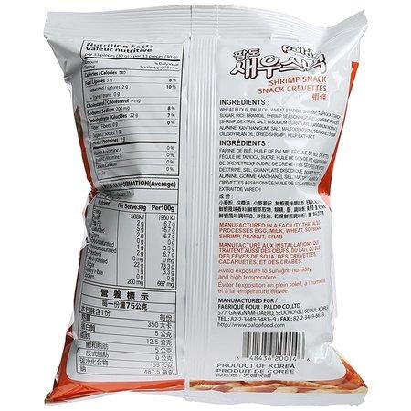 Paldo Paldo Shrimp Snack 75g