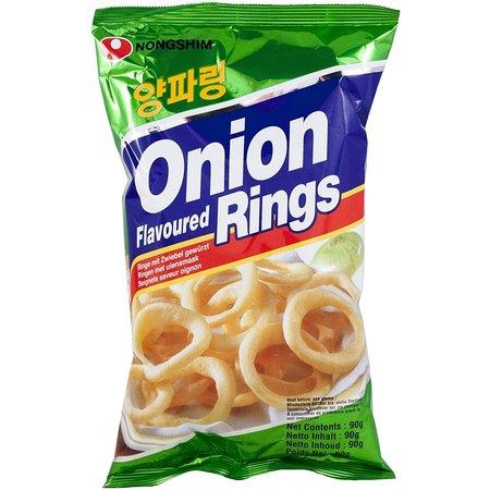 NongShim Nongshim Onion Flavoured Rings 50g