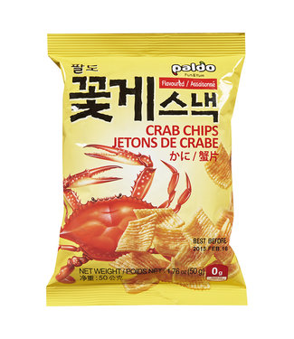 Paldo Paldo Crab Chips
