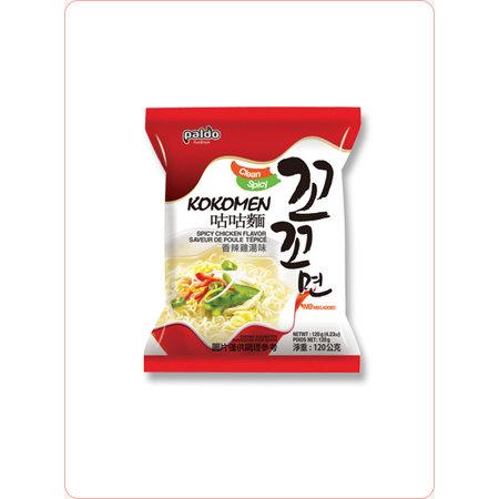 Paldo Paldo Kokomen Spicy Chicken Flavour Noodles 5-pack