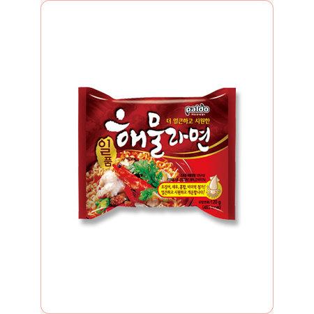 Paldo Paldo Ilpoom Seafood Noodle Soup