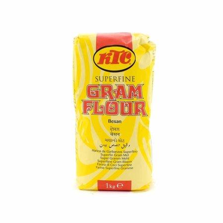 KTC Superfine Gram Flour 1kg