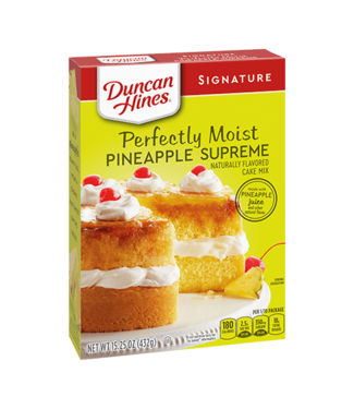 Duncan Hines Duncan Hines Pineapple Cake mix