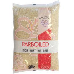 Mali Flower Parboiled Rice 4.5kg