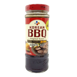 CJ Korean BBQ sauce Kalbi marinade for Ribs 480gr