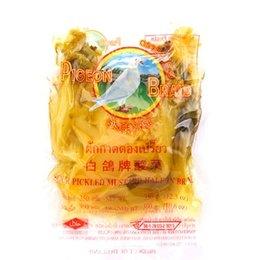 Pigeon Brand Sour Pickled Mustard 350gr