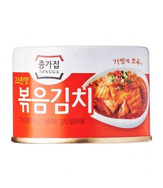 Jongga Kimchi Roasted Mat 160gr - orange label