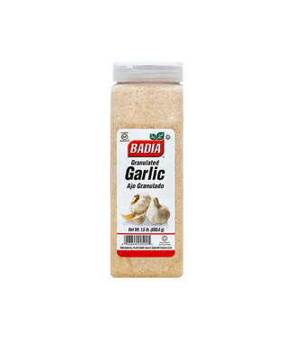 Badia Granulated Garlic 680.4gr