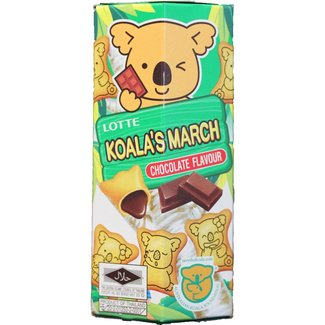 Lotte Koala Chocolade Biscuit 37gr