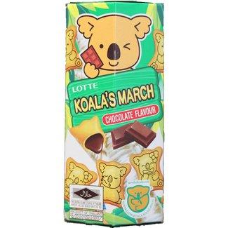 Lotte Koala Chocolate Biscuit 37gr
