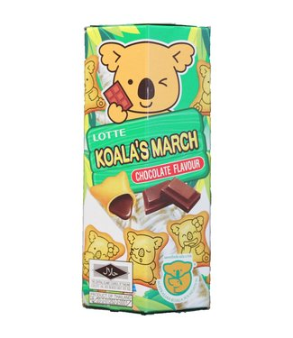 Lotte Koala Chocolate Biscuit 37gr