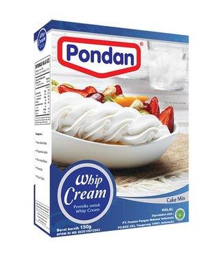 Pondan Whip Cream Cake mix 150g