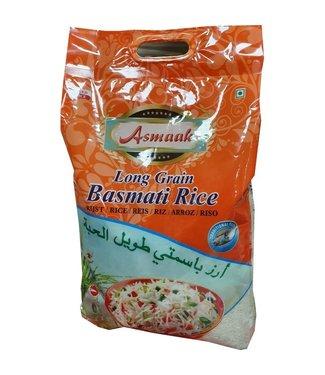 Asmaak Long Grain Basmati Rice 5kg